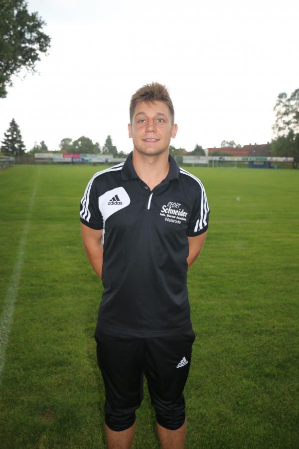 Gregor Völker - Co-Trainer / Betreuer