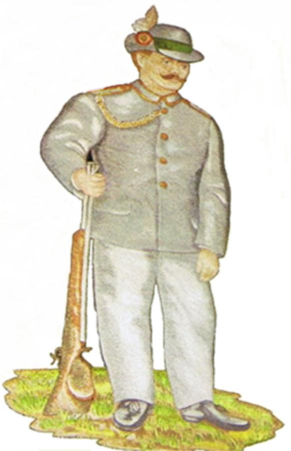 1. Grenadier-Kompanie