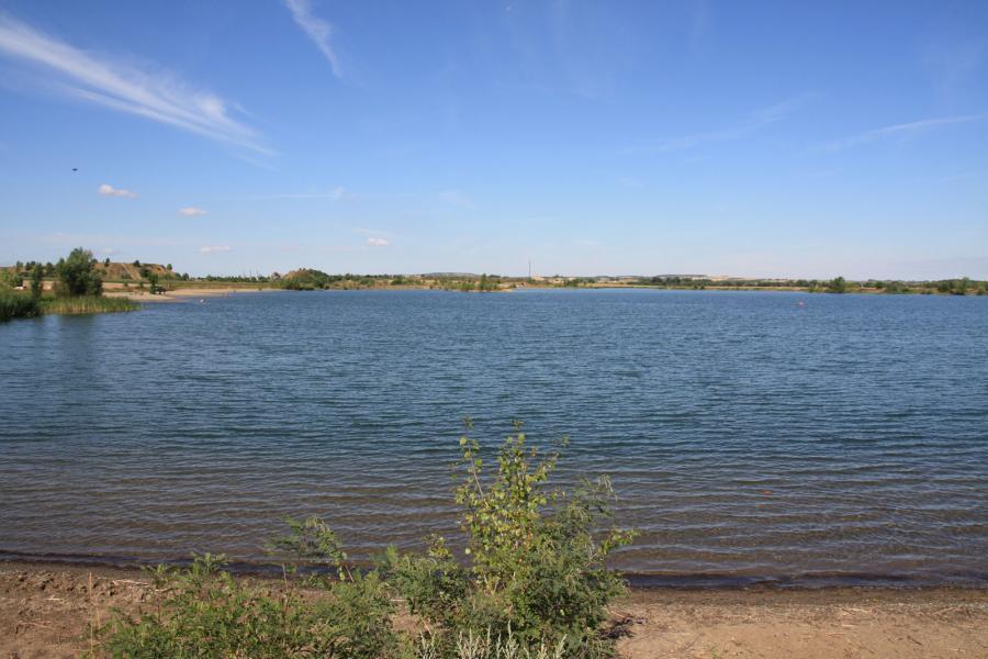 der Gröninger See