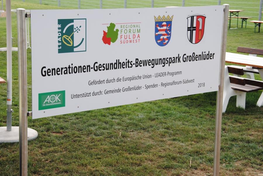 Generationen-Gesundheits-Bewegungspark Großenlüder