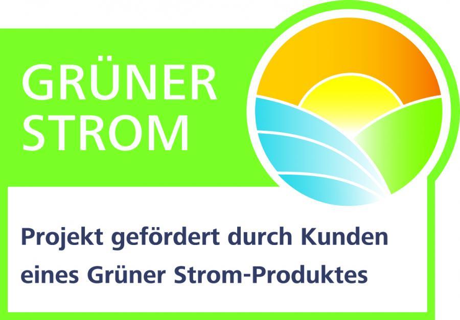 Logo Grüner Strom Label e.V.