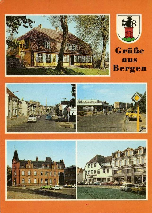 Grüße aus Bergen 1988