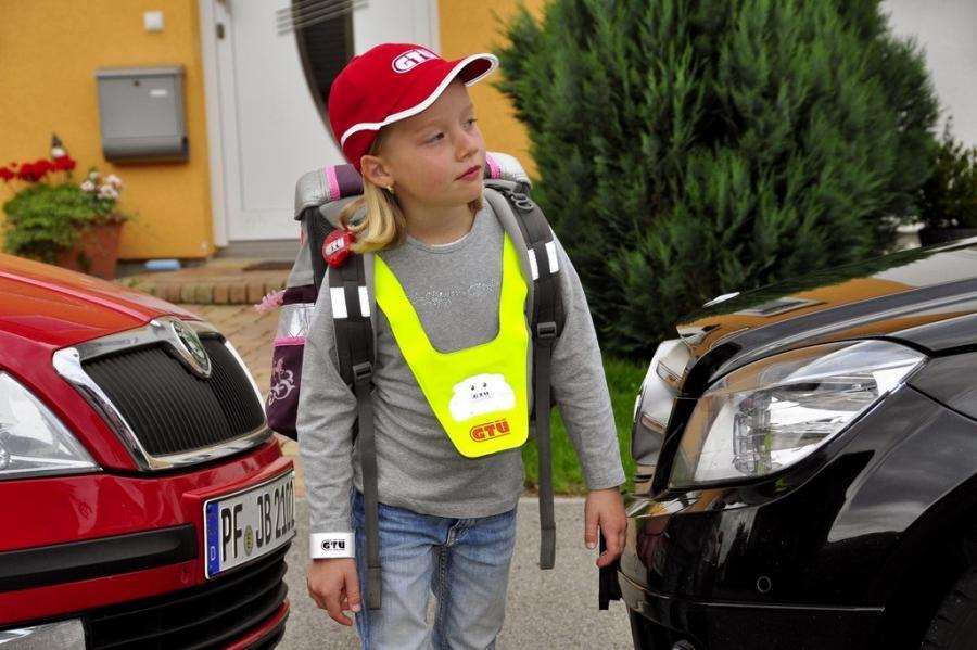 Elternbrief - Sicher auf dem Schulweg