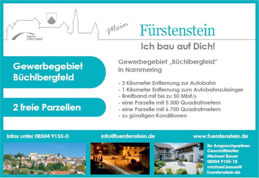 Gewerbegebiet Büchlbergfeld