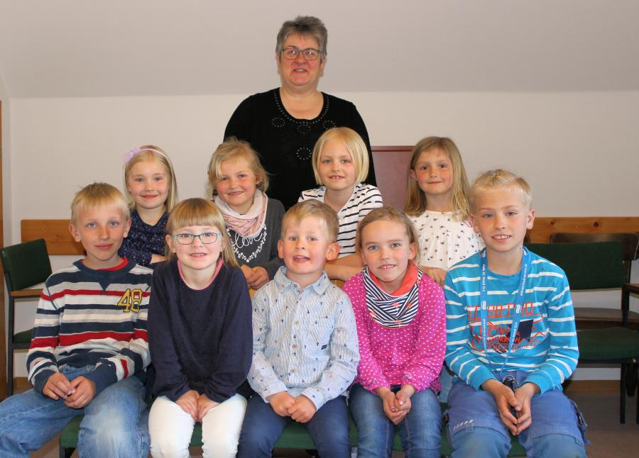 Kinderchor Gruppe 1
