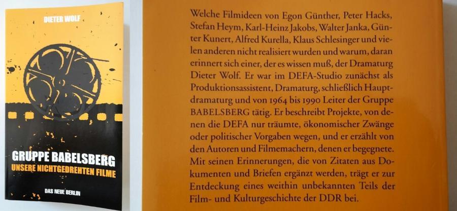 Dieter Wolf: Gruppe Babelsberg
