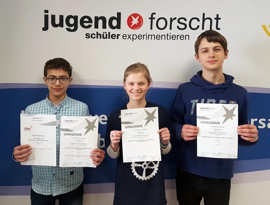 JuFo_Oldenburg_2018