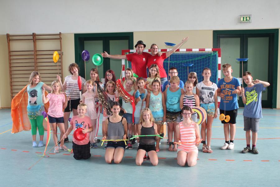 Gruppenbild 2 Camp Heiligengrabe 2016