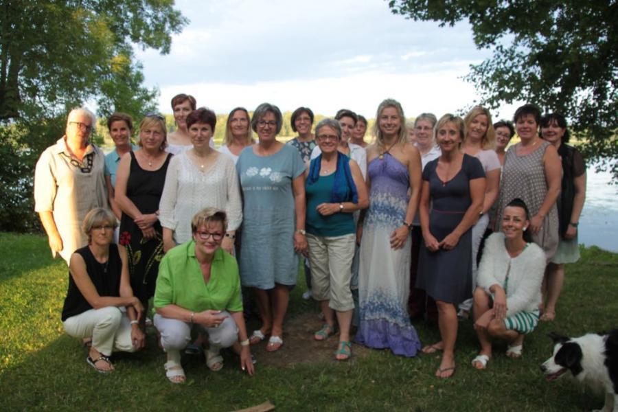 Gruppenfoto Frauen