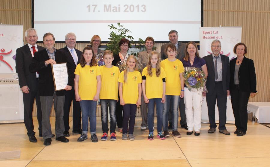 Preisverleihung Heinz-Lindner-Preis 2013