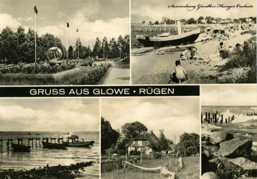 Gruss aus Glowe Rügen
