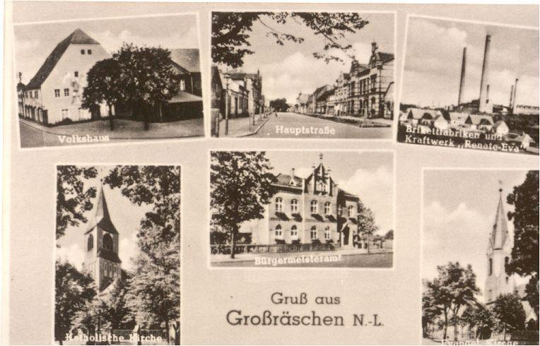 Historische Postkarte