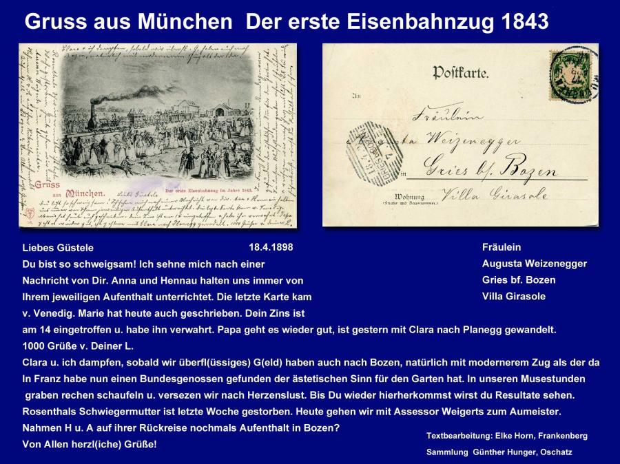 Gruss aus München