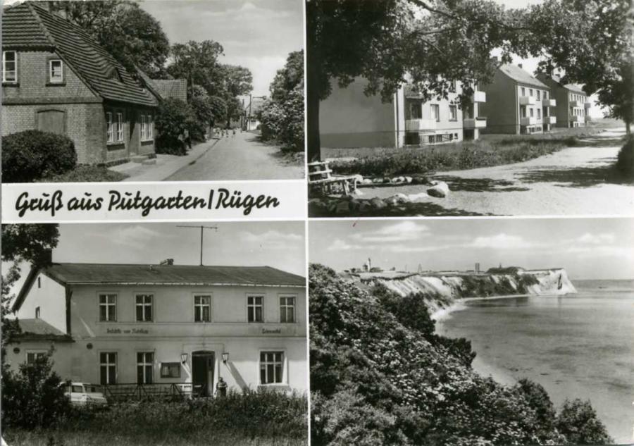 Gruß aus Putgarten 1979