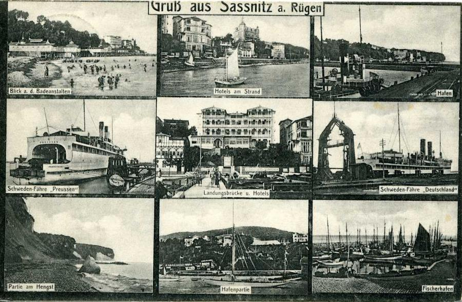 Gruß aus Sassnitz