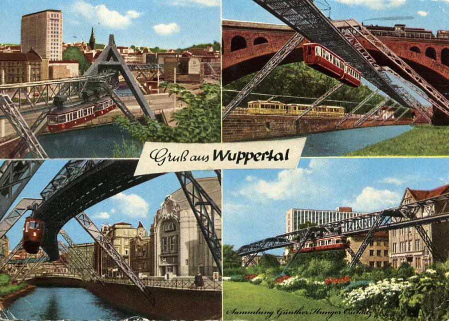 Gruß aus Wuppertal