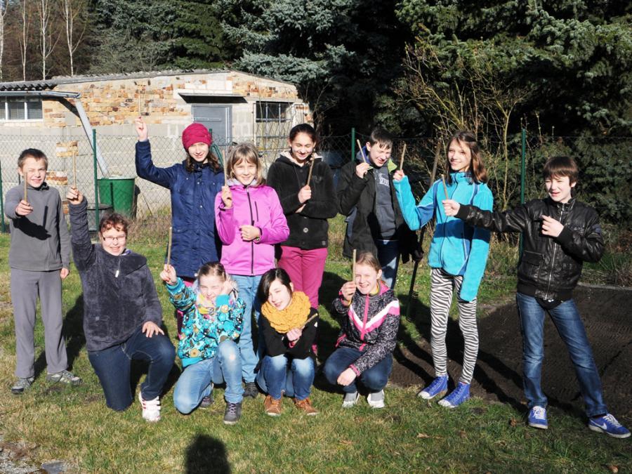 Energietage - Grundschule Ruhland 1