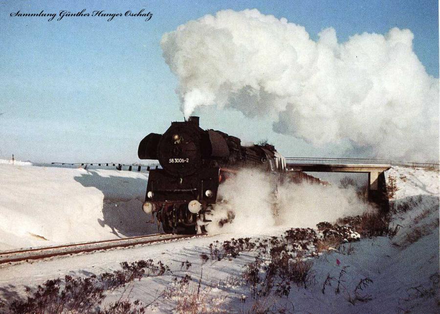 Güterzuglokomotive 58 3006