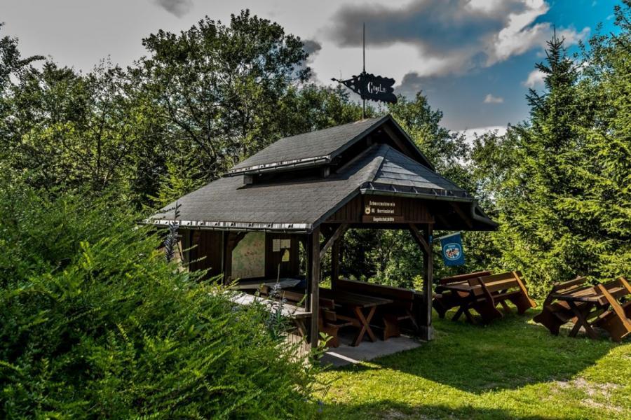Gugelturm Schutzhütte