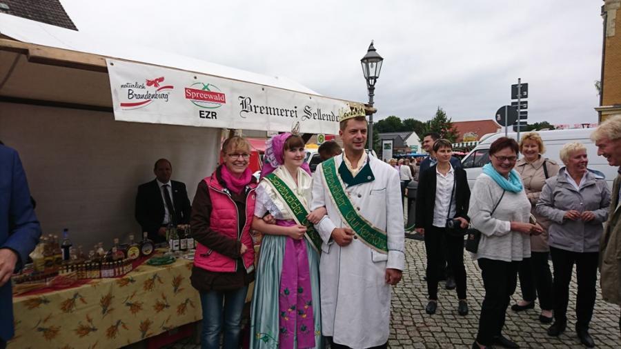 Gurkenpaar mit Annett Diebow