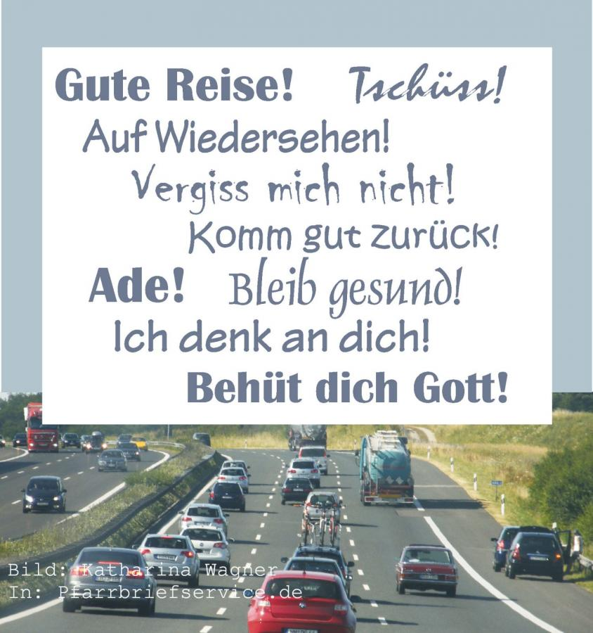 Gute_reise_© Katharina Wagner pfarrbriefservice.de