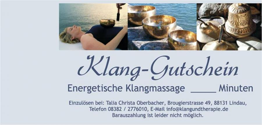 Klang-Giutschein