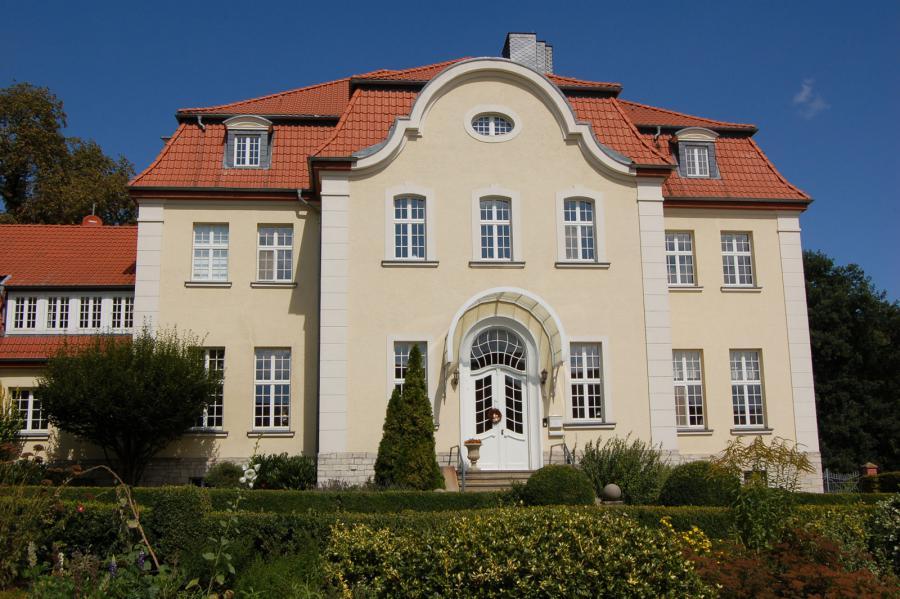 Gutshaus im Stiftungsgut Warsleben