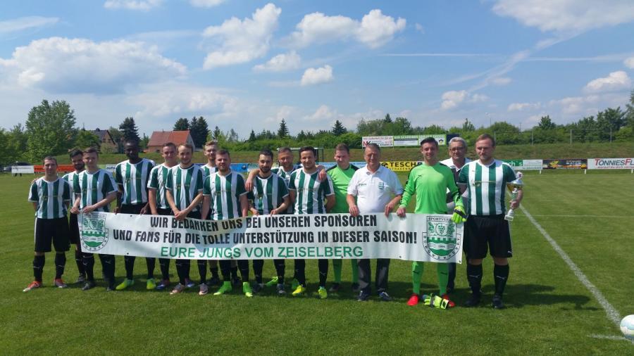 Staffelsieger Kreisliga Staffel 1