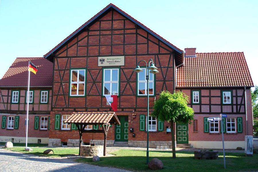Dorfgemeinschaftshaus Zum Schwarzen Adler Wulferstedt