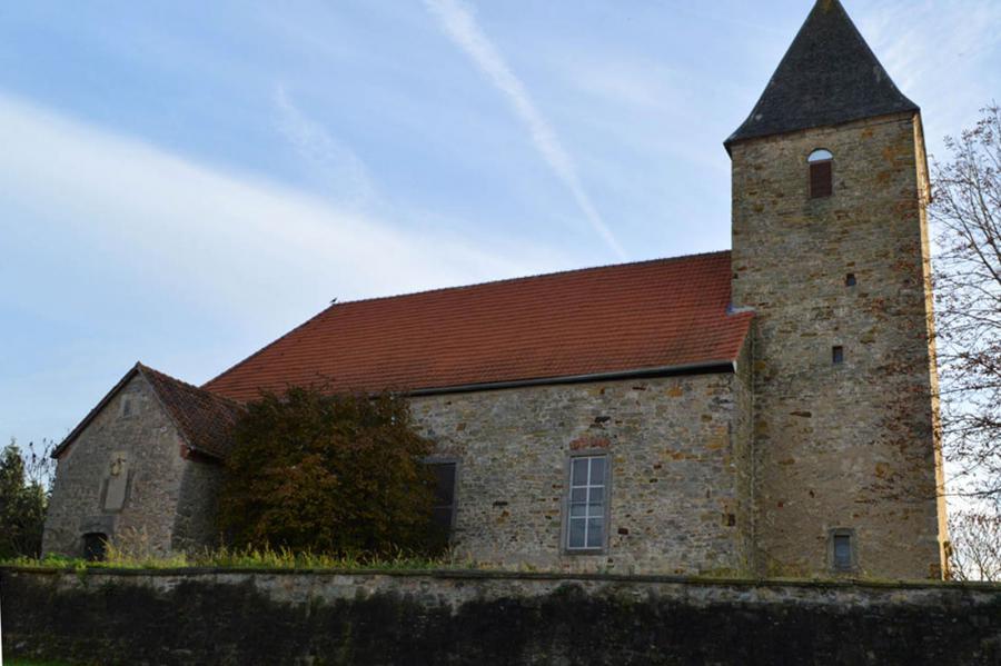 Dorfkirche Gunsleben
