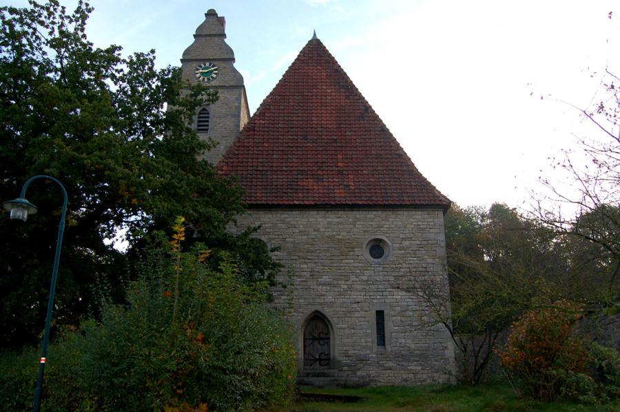 evangelische Kirche Neuwegersleben