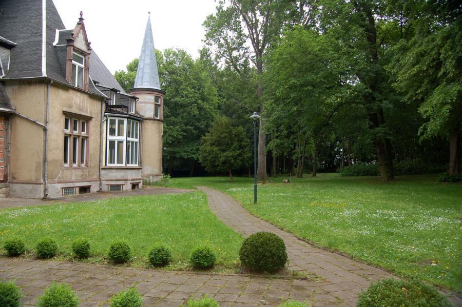 Parkanlage am Herrenhaus Gunsleben