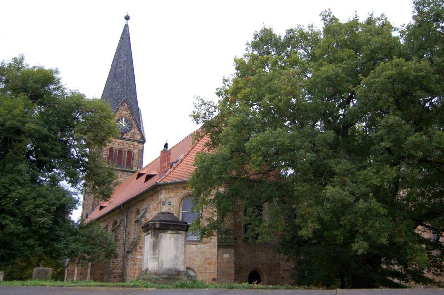 Kirche St. Petri Hamersleben
