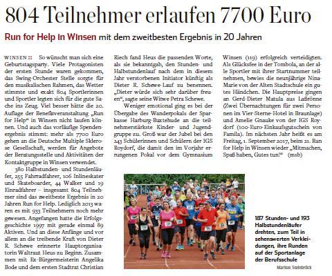 Hamburger Abendblatt 06.09.2016