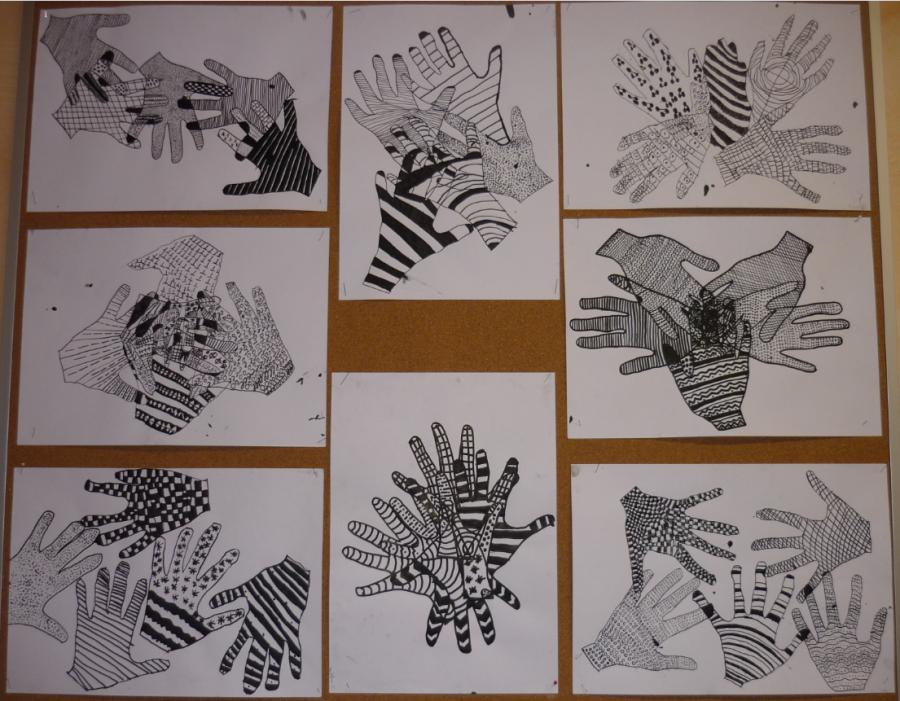 Hände - Klasse 5