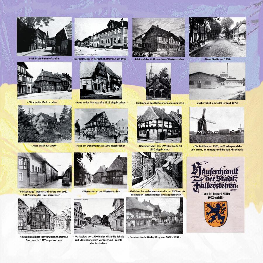 Bilder aus der Fallersleber Häuserchronik