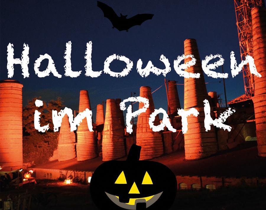 Halloween im Park