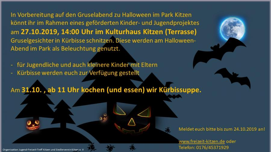 Halloween-Projekt