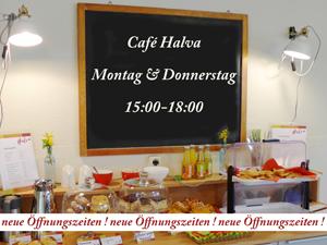 Café Halva Öffnungszeiten