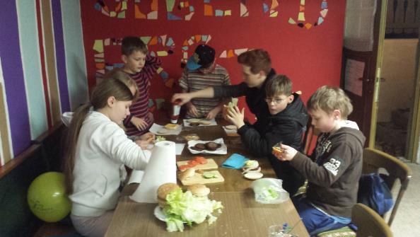 Hamburgeraktion in Ersrode