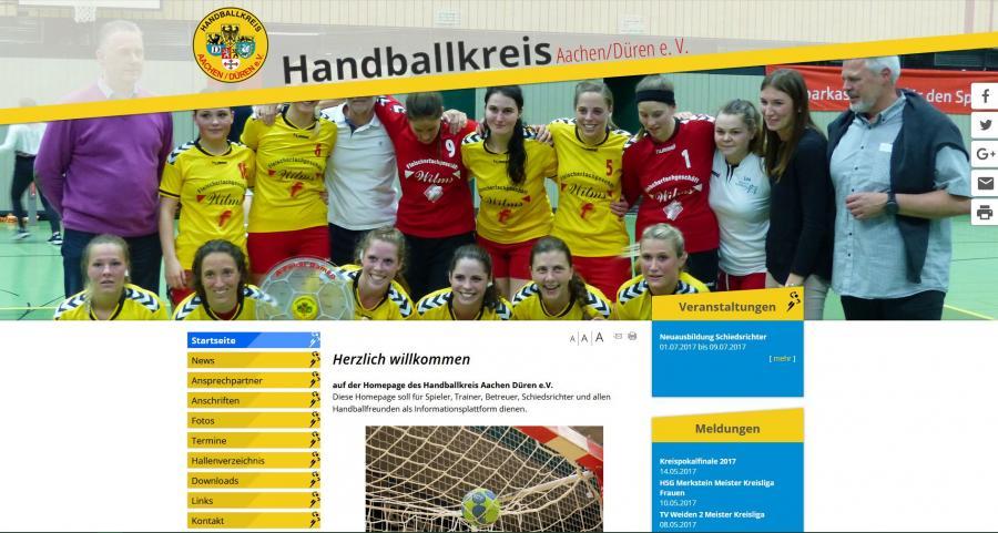 Handballkreis Aachen