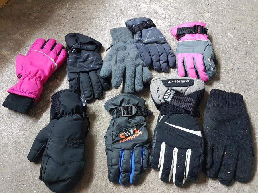handschuhe bunt