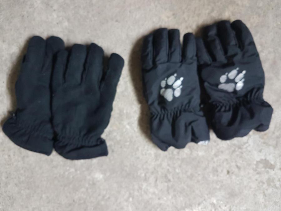 handschuhe schwarz jack wolfskin
