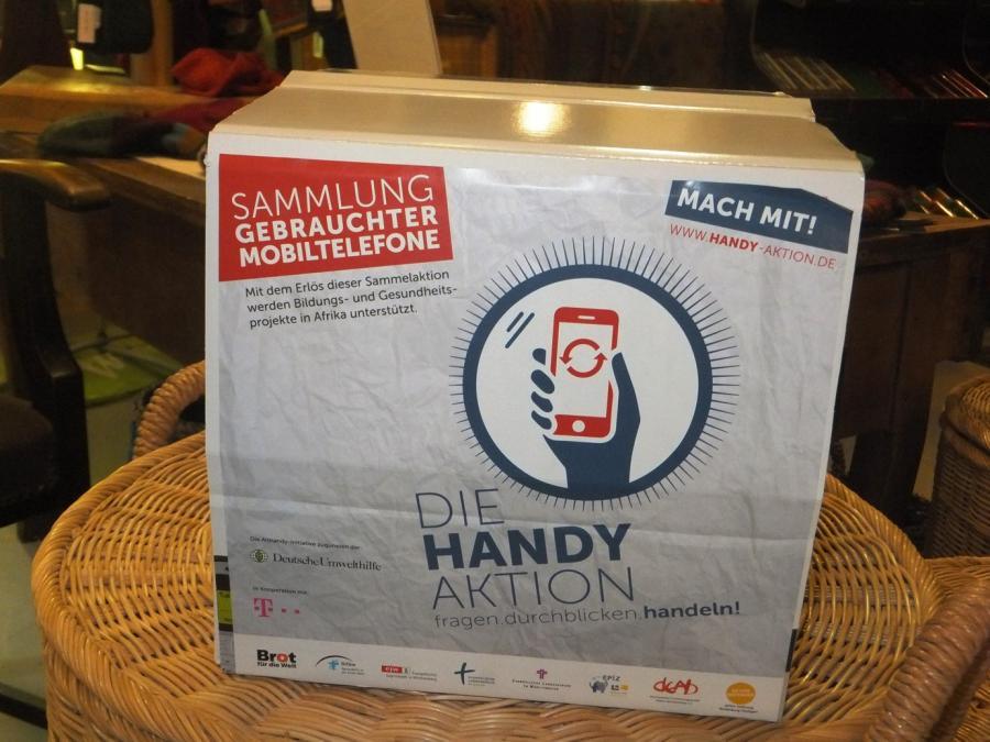 Handy-Sammelbox