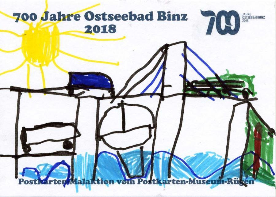 Hannes - 6 Jahre - Binz