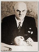 Hans Grade Portrai