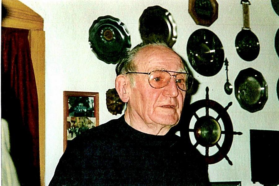 Hans Scharr