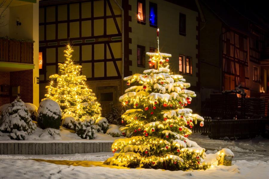 Harald Ernst Weihnachtszeit Dezember