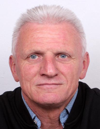 Hartmut Strecker Portrait