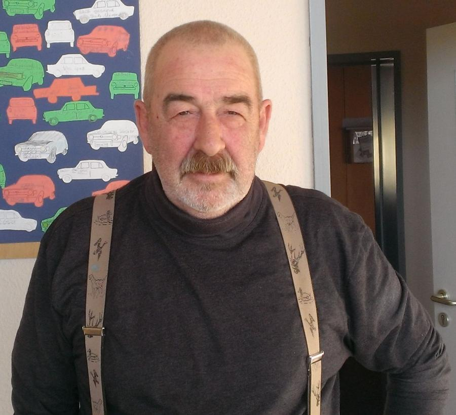 Hausmeister Leineweber